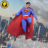 "Mezco Exclusive Christopher Reeve 1978 Superman 6"" Figure"