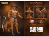 "In Stock 3/10 - Motaro ""Mortal Kombat"" Storm Collectibles 1:12 Action Figure"