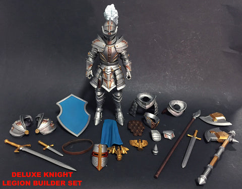Mythic Legions: DELUXE KNIGHT BUILDER SET