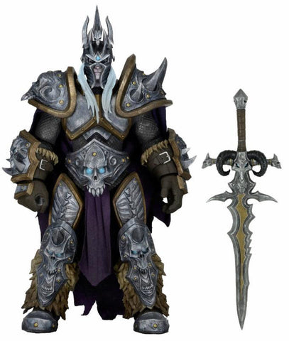 NECA Heroes of the Storm - Arthas the Lich King Action Figure