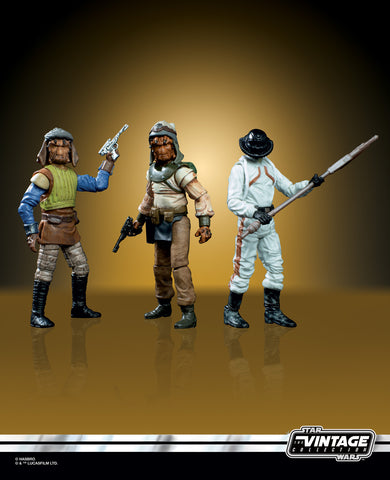 Pre-Order - Star Wars: The Vintage Collection Skiff Guard Three-Pack