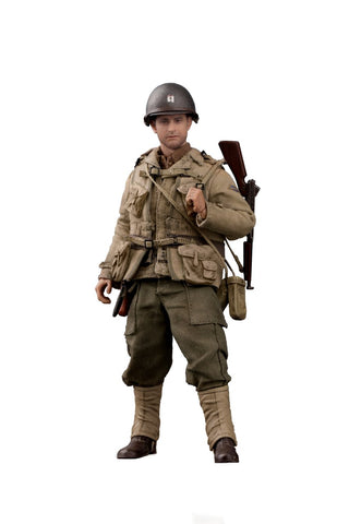 Pre-Order - POPTOYS 1/12 CMS002 WWII US Rescue Squad Captain (6-Inch Figure)