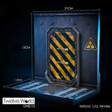 TWTOYS TW1906 1/12 Scale Unlimited Expansion Series Hatch Scene Platform Model