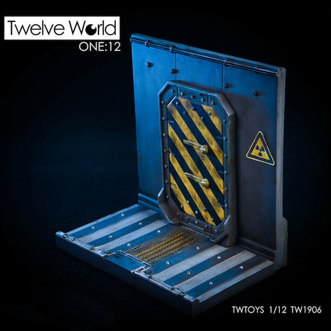 Pre-Order - TWTOYS TW1906 1/12 Scale Unlimited Expansion Series Hatch Scene Platform Model ($47.95)