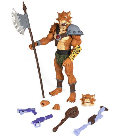 Pre-Order - Super7 Ultimate Jackalman Thundercats 6-Inch Action Figure
