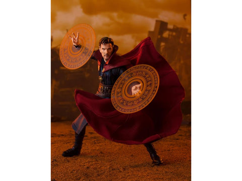 Pre-Order - S.H.Figuarts Battle on Titan Dr. Strange