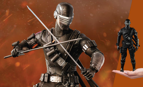 Pre-Order - Threezero Snake-Eyes 1/6 Scale Figure