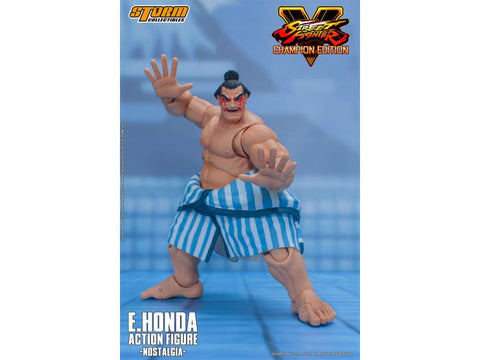 Pre-Order - Storm Collectibles E. Honda Street Fighter Figure