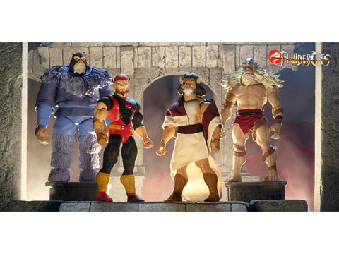 Pre-Order -  (4 Figure Set) Super7 Ultimate Thundercats Wave 4