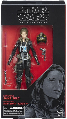 Star Wars Black Series - Jaina Solo (New)