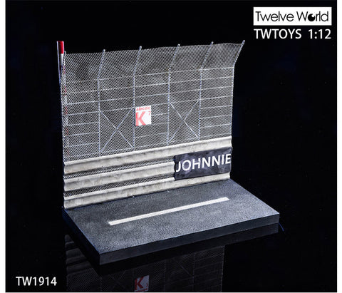 TWTOYS TW1914 - 1/12 scale Road Section Diorama