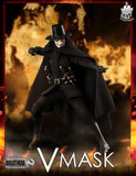 V for Vendetta 6-Inch - Bullet Head BH004 VMASK 1/12 Scale Figure