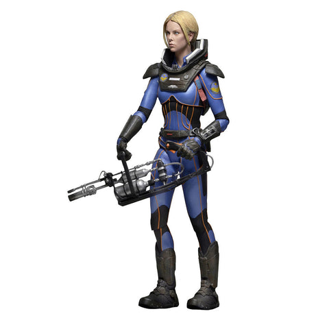 NECA Prometheus - Vickers 7-Inch Figure