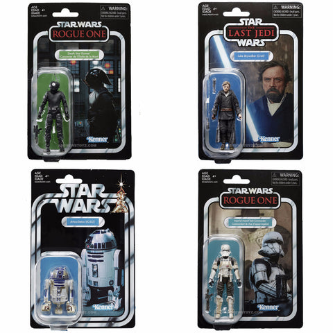 Star Wars: The Vintage Collection Wave 21 (Set of 4 Figures)