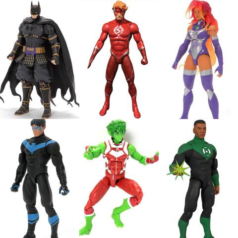 In Stock 7/12 - DC Multiverse Wave 11 (6 Figure Set)