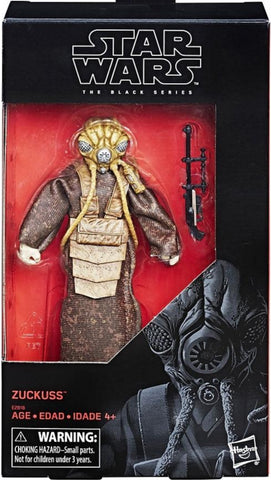 Star Wars Black Series Exclusive Zuckuss 6-Inch Figure