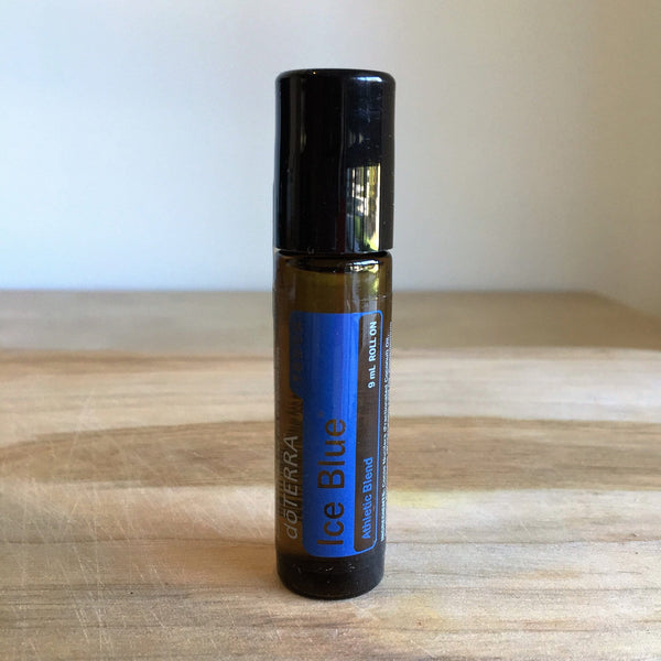 doTERRA  Ice Blue Touch Roll On  9ml  Essential Oil - Earth And Soul