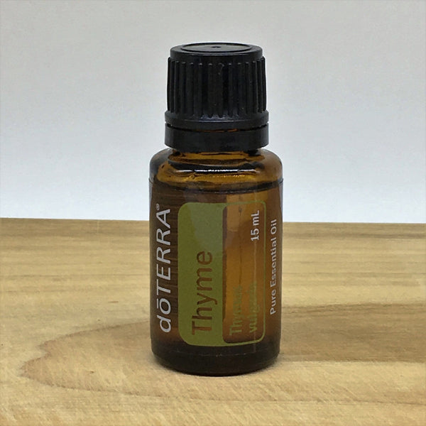 doTERRA  Thyme  15ml  Essential Oil - Earth And Soul