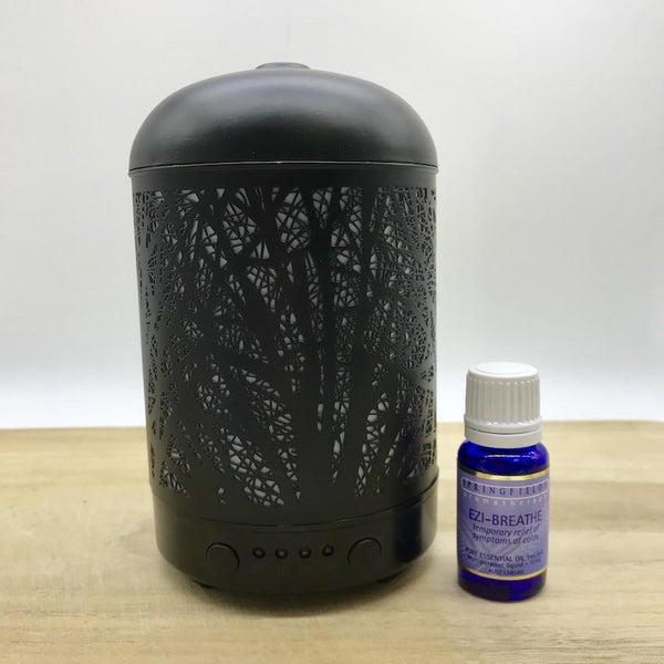Winter Combo Lantern Willow & Springfields Ezi-Breathe Ess Oil