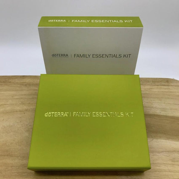 doTERRA Family Essentials Kit box