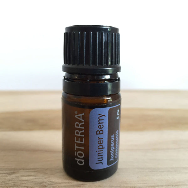 doTERRA  Juniper Berry  5ml  Essential Oil - Earth And Soul