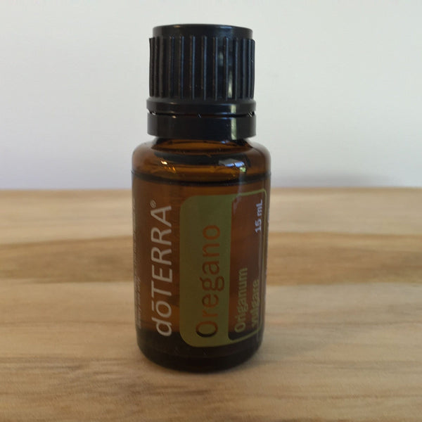 doTERRA  Oregano  15ml  Essential Oil - Earth And Soul