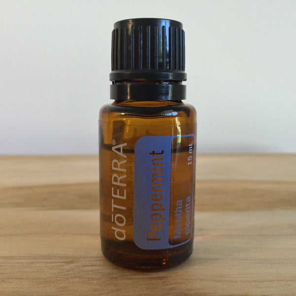 doTERRA  Peppermint  15ml  Essential Oil - Earth And Soul