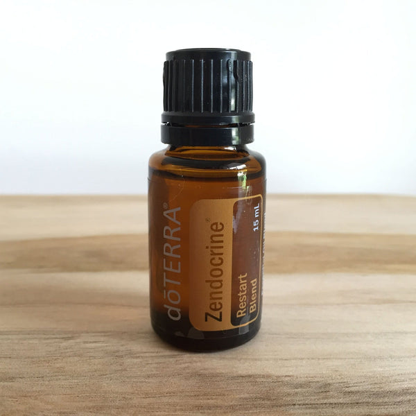 doTERRA  Zendocrine  15ml  Essential Oil - Earth And Soul