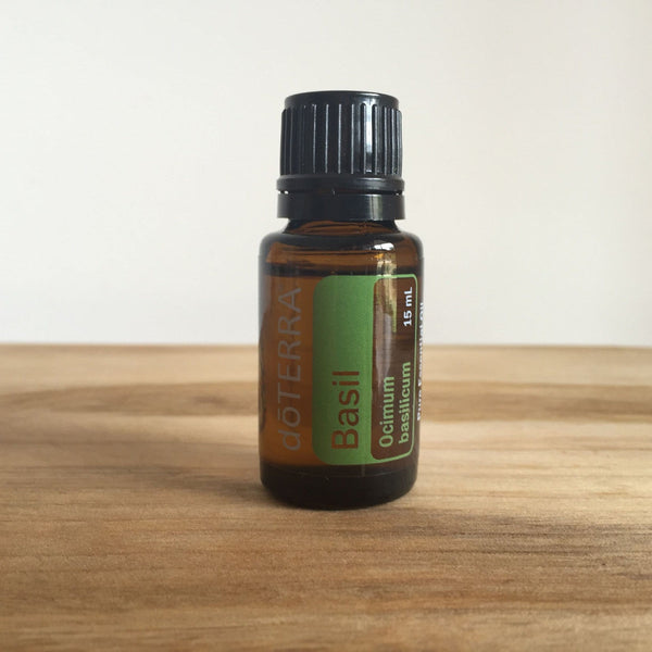doTERRA  Basil  15ml  Essential Oil