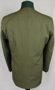 Valentino Blazer Jacket Green 42R SUPERB QUALITY 3432