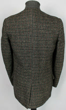 Load image into Gallery viewer, Harris Tweed Jacket Blazer Hunting Shooting 40L VINTAGE 1950's TWEED 3715