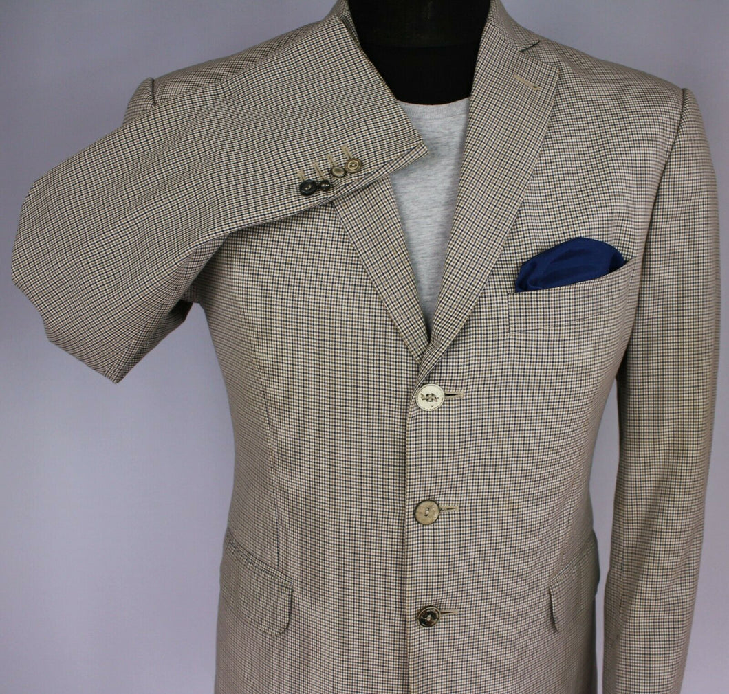 Iceberg Lightweight Summer Blazer Jacket 40R FANTASTIC QUALITY 3218