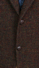 Load image into Gallery viewer, Harris Tweed Blazer Jacket Brown 48S SUPERB COLOUR 3878