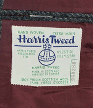 Load image into Gallery viewer, Harris Tweed Jacket Blazer Blue 42R SUPERB COLOURS 3766