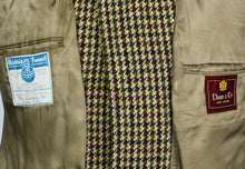 Load image into Gallery viewer, Harris Tweed Jacket Blazer Hunting Shooting 40R VINTAGE 1970's DUNN & CO 3603