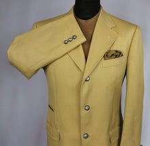 Load image into Gallery viewer, Fay Blazer Jacket Brown Tan 100% Cotton 40R EXCEPTIONAL RRP £700 #3015