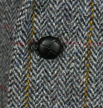 Load image into Gallery viewer, Harris Tweed Blazer Jacket Grey 48L WALBUSCH COLLECTORS TWEED 3390