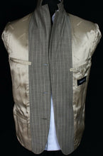 Load image into Gallery viewer, Versace Blazer Jacket Grey Lightweight Wool Mohair 38R FANTASTIC GARMENT 3029