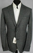 Load image into Gallery viewer, Hardy Amies Savile Row Grey Blazer Jacket Heddon Fit 40R RRP £350 #3694