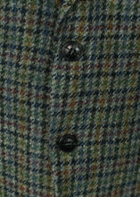 Load image into Gallery viewer, Harris Tweed Blazer Jacket Blue Grey 44S SUPERB COLOUR 3733