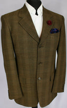 Load image into Gallery viewer, Valentino Blazer Jacket Brown Lightweight 40R SUPERB 3248