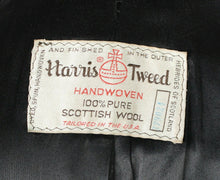 Load image into Gallery viewer, Harris Tweed Coat Grey 42S SUPERB QUALITY 3763