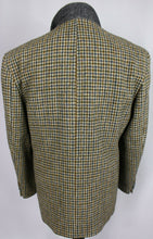 Load image into Gallery viewer, Harris Tweed Blazer Jacket Brown 46R SUPERB VIBRANT COLOURS 3448