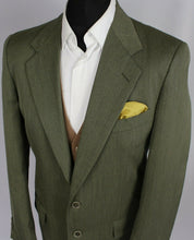 Load image into Gallery viewer, Valentino Blazer Jacket Green 42R SUPERB QUALITY 3432