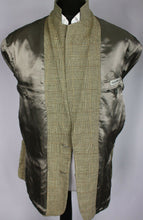 Load image into Gallery viewer, Armani Jacket Blazer Summer Brown Designer 40R EXCEPTIONAL ITEM 3198