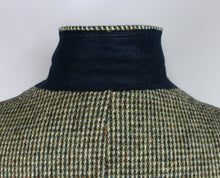 Load image into Gallery viewer, Harris Tweed Blazer Jacket Grey 40S SUPERB WEAVE 3165