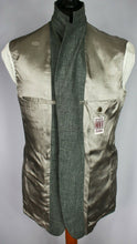 Load image into Gallery viewer, Ferre Linen Jacket Blazer Grey Designer 40R SUPERB QUALITY 3242