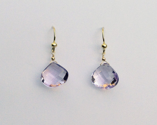 Classic Briolette Earring