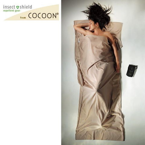 "Cocoon InsectShield ""Travel Sheet"" - TravelSafe.at - 1"