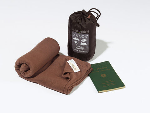 Cocoon InsectShield Coolmax Travel Blanket - TravelSafe.at - 1
